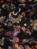 Sukienka o trapezowym kroju, kreacja z falbanami 25497