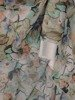 Sukienka wyjściowa, zwiewna kreacja w kwiaty 25665
