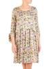 Wizytowa sukienka damska, kreacja w luźnym fasonie 29960