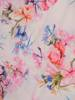 Wizytowa sukienka kopertowa, modna kreacja z wiązaniem w pasie 26845